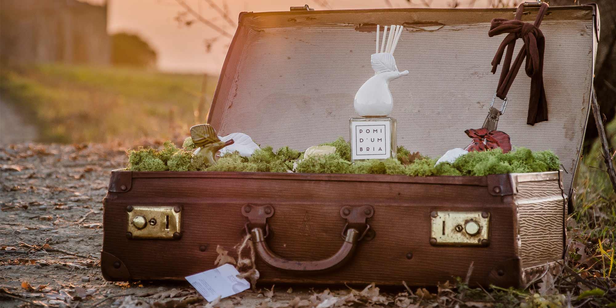 Pomi d'Umbria - Fragranza d'Ambiente